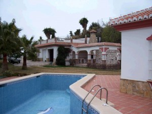 Detached Villa for sale in West Nerja, Nerja, Málaga, Spain
