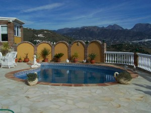 Detached Villa for sale in Punta Lara, Nerja, Málaga, Spain