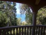 A - terrace view
