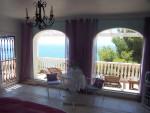 B - master bedroom view