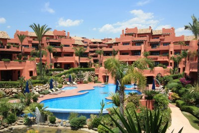 MMM2947M - Apartment For sale in New Golden Mile Playa, Estepona, Málaga, Spain