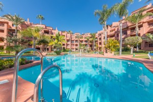 Apartment for sale in Las Chapas Playa, Marbella, Málaga, Spain