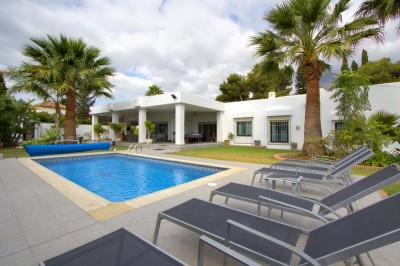 MMM3804M - Villa For sale in Nagüeles, Marbella, Málaga, Spain