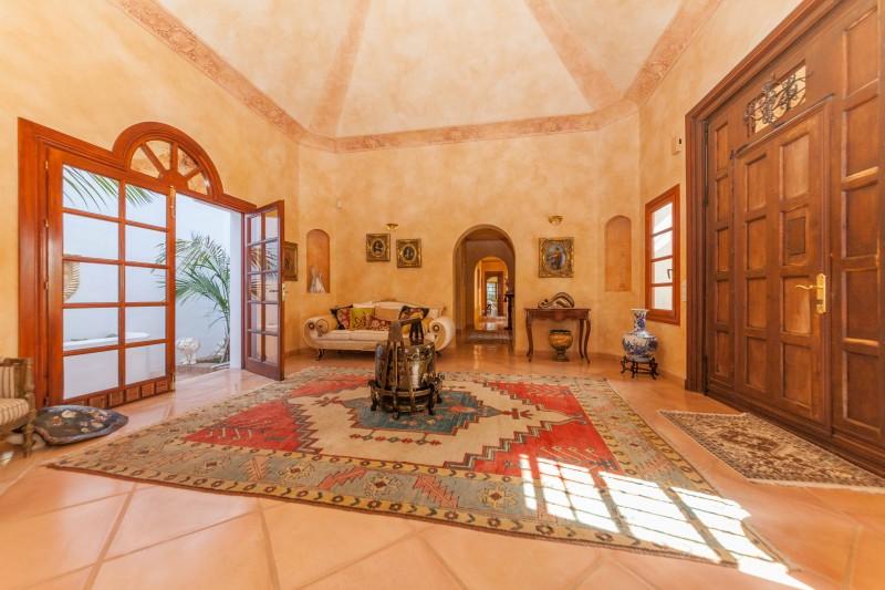 Entrance Hallway La Quinta (5 of 14)