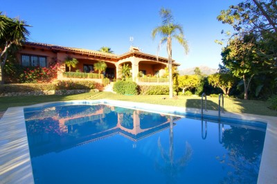 MMM3891M - Villa for sale in La Quinta Golf, Benahavís, Málaga, L'Espagne