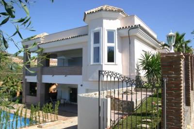 MMM4035M - Villa For sale in La Alquería, Benahavís, Málaga, Spain