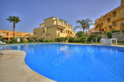 3 bedroom, 2 bathroom duplex penthouse for sale at Guadalmina, Marbella
