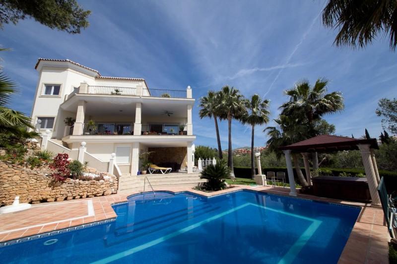 Villa Villa Hacienda Las Chapas Marbella Costa del Sol