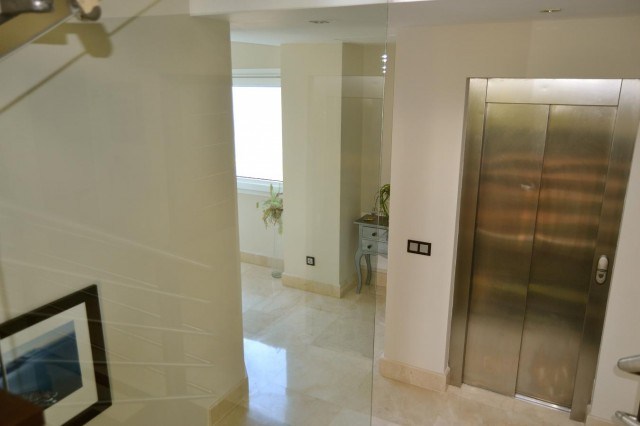 Hallway detail  Luxury Villa Punta Paloma