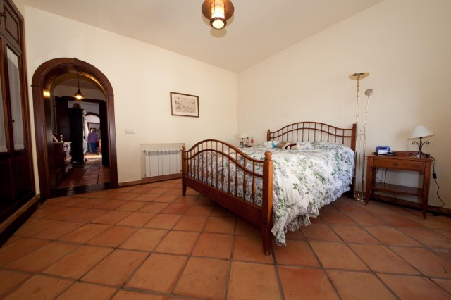 Bedroom 2 main house Mansion Close to the sea Finca Style with exstensive grounds and stables Costa del Sol