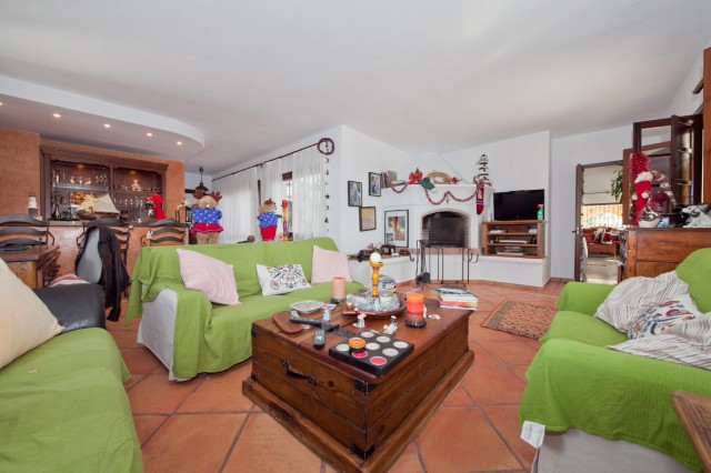 Winter lounge bedroom 3 Mansion Close to the sea Finca Style with exstensive grounds and stables Costa del Sol