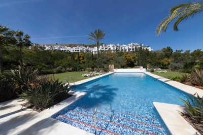 2 bedroom, 2 bathroom ground floor apartment for sale in Altos de La Quinta, La Quinta Golf, Benahavis