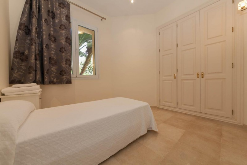 Maids room 1 Luxury villa Guadalmina Baja within meters from the sea-7