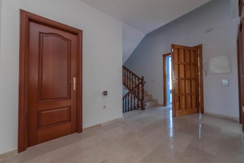 Hallway Nueva Andalucia Luxury Villa-4