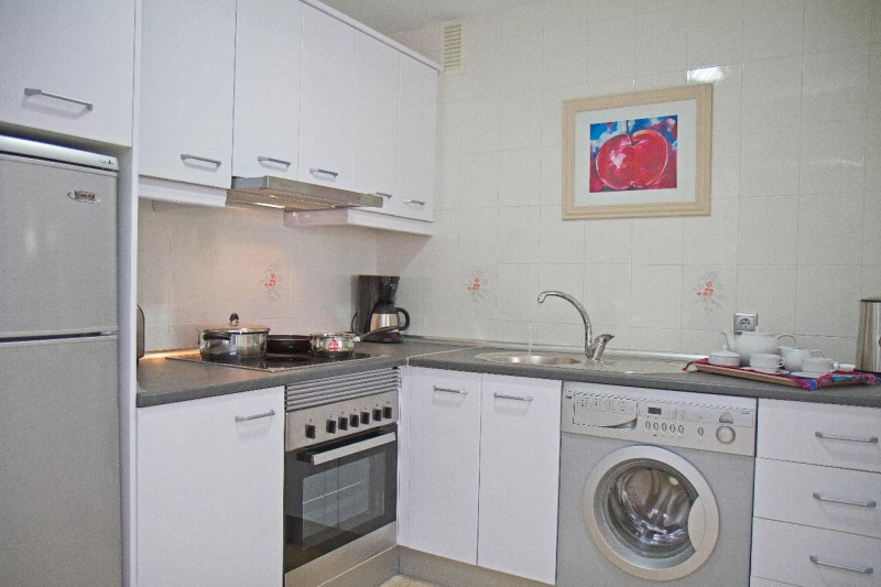1 bedroom Kitchen 2 - Matchroom