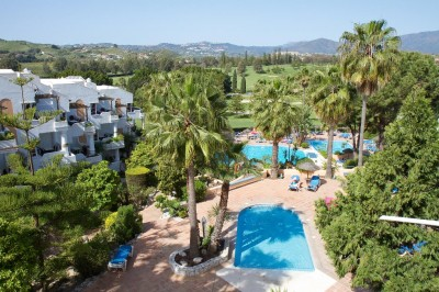 Choice of 2 bedroom, 2 bathroom apartments for sale on Mijas Golf, Mijas Costa
