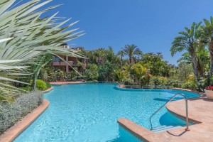 Apartment In Mansion Club, Marbella Golden Mile