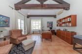 Master bedroom or upper office Luxury Villa East Marbella-14
