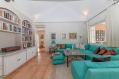 Upper lounge Master bedroom Luxury Villa East Marbella-15
