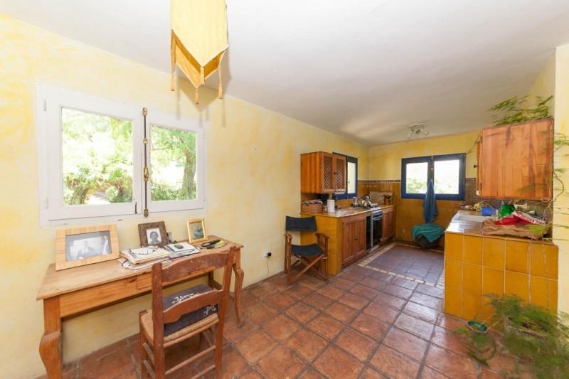 Kitchen Finca Casares-10