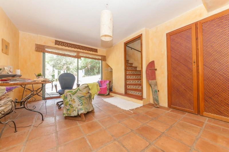 Lower Lounge Finca Casares-17