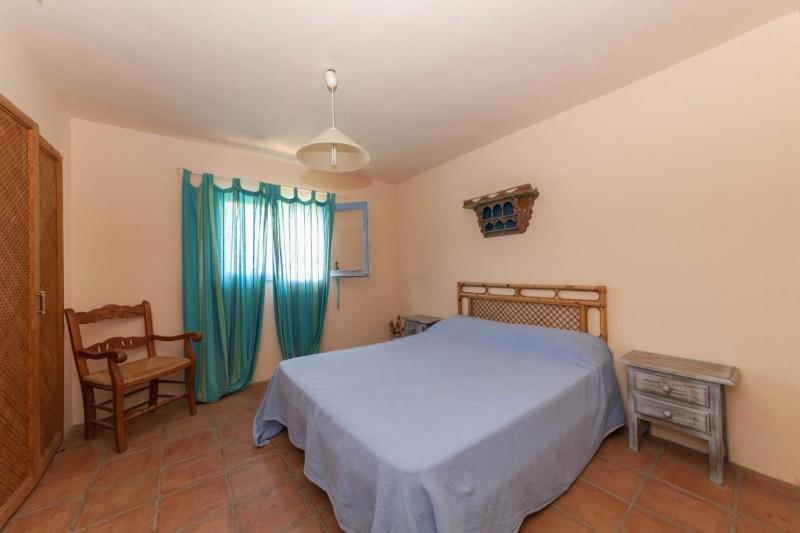 Upper bedroom Finca Casares-13