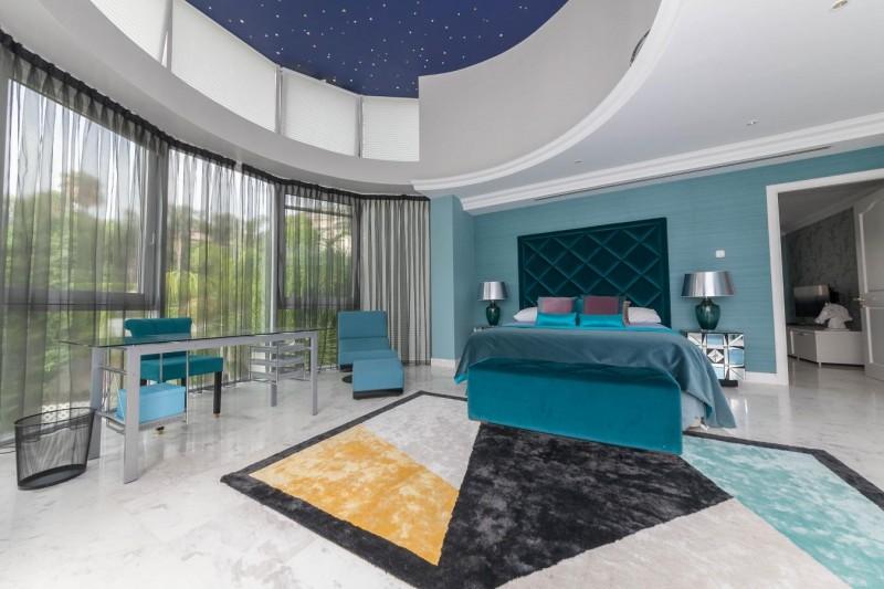 bedroom 4 Luxury Villa Sierra Blanca Marbella-12