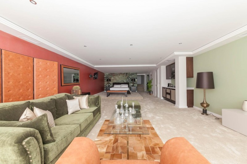 Guest apartment 1 Luxury Villa Sierra Blanca Marbella-15