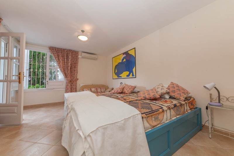 Bedroom 4 Marbella Luxury Area Townhouse-14