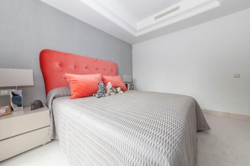 Bedroom 2 Puerto Banus Alzambra Hill Club Penthouse-8