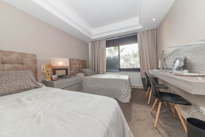 Bedroom 3 Puerto Banus Alzambra Hill Club Penthouse-5