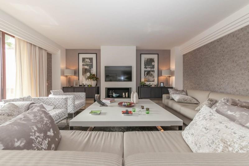 Lounge Puerto Banus Alzambra Hill Club Penthouse
