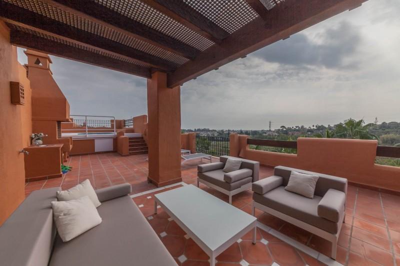 Puerto Banus Alzambra Hill Club Penthouse-14