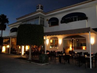 Marbella Property - Landmark Commercial building comprising fully equipped restaurant and offices in El Rosario / Las Chapas Playa