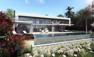 New Contemporary villas close to Benalmadena Pueblo