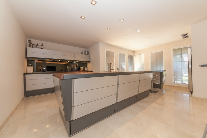 Kitchen Villa Mijas Golf-3