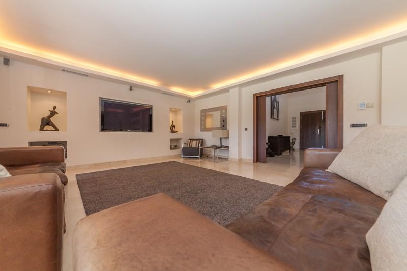 Lounge Villa Mijas Golf-1