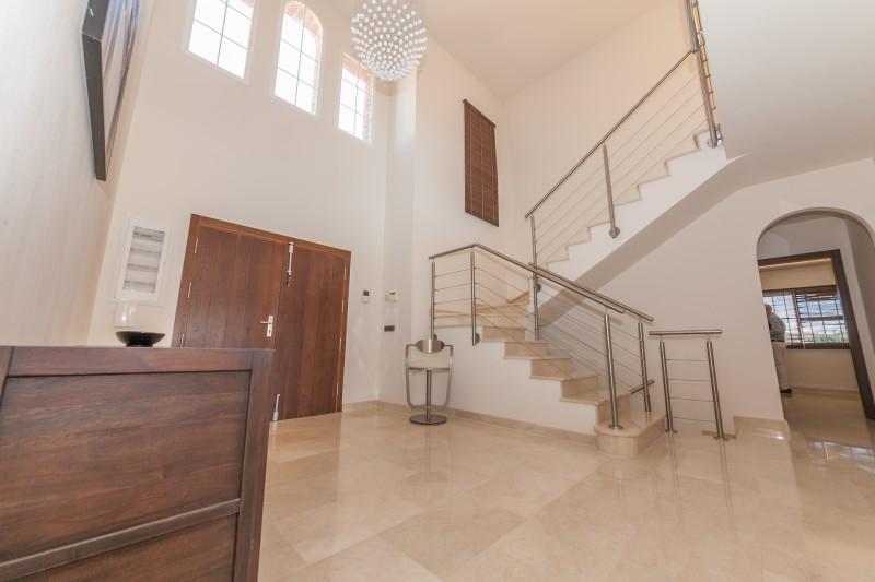 Hallway Villa Mijas Golf-4