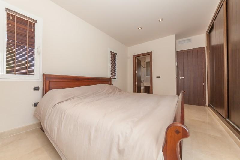 Main floor bedroom Villa Mijas Golf-9