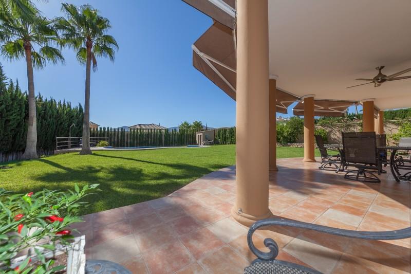 Terrace Villa Mijas Golf-14