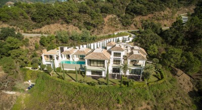 Luxury Villa at la Zagaleta, Marbella