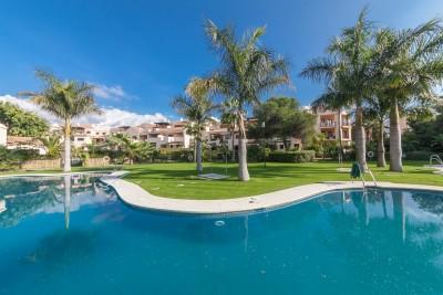 Penthouse apartment at Las Mimosas, Puerto Banus Marbella
