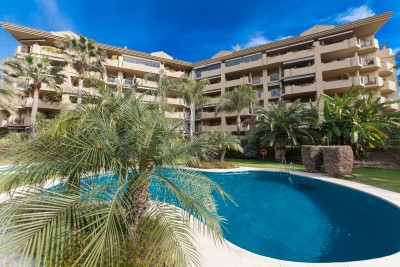 Penthouse at Guadalcantara Golf, walking distance to San Pedro, Marbella
