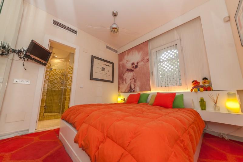Bedroom 3 Casasola Villa-6