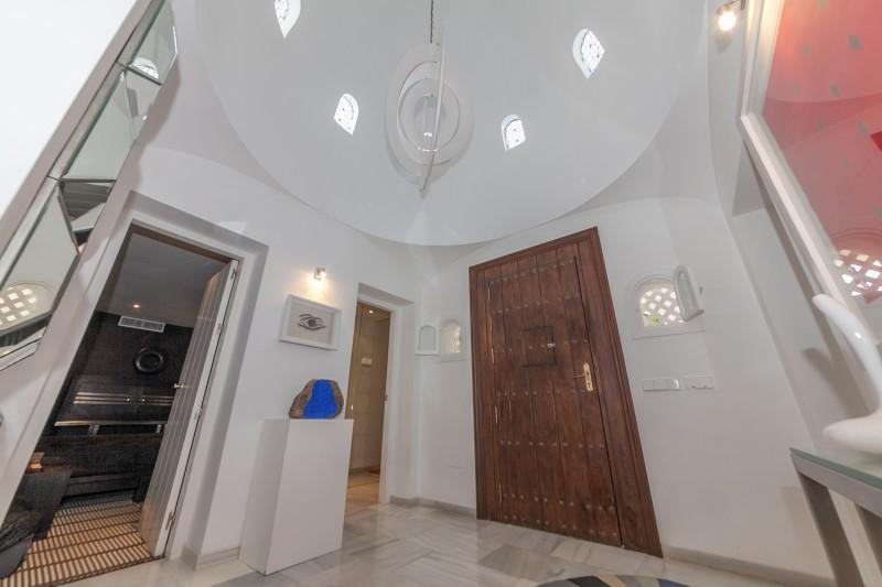 entrance Hallway Casasola Villa-3