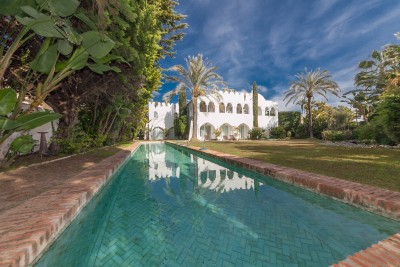 5 en suite bedroom luxury villa close to Guadalmina Golf, Marbella
