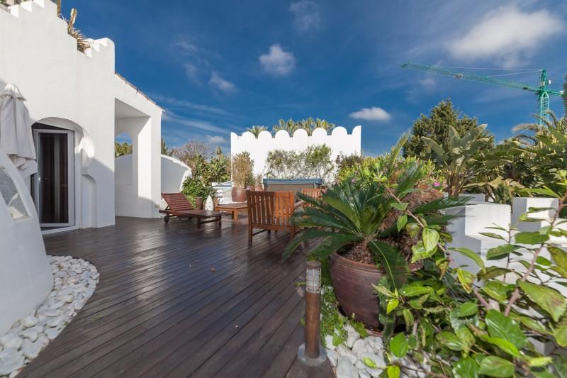 Sun deck 1 Casasola Villa-20