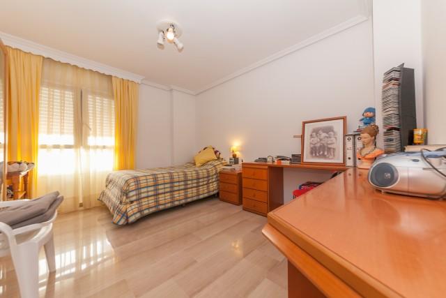 Bedroom 3 Luxury Villa Torremolinos Montemar Carihuela-7