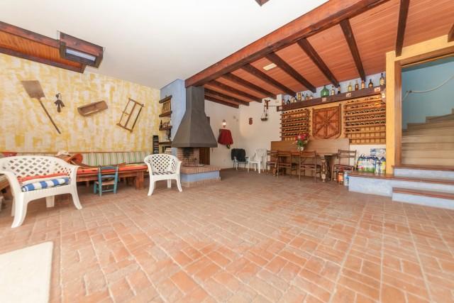 Bodega Luxury Villa Torremolinos Montemar Carihuela-16