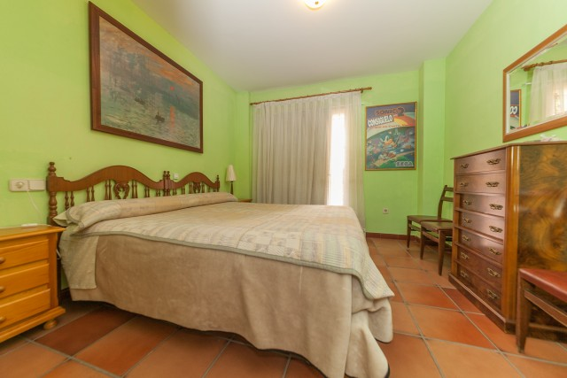 Lower bedroom Luxury Villa Torremolinos Montemar Carihuela-18